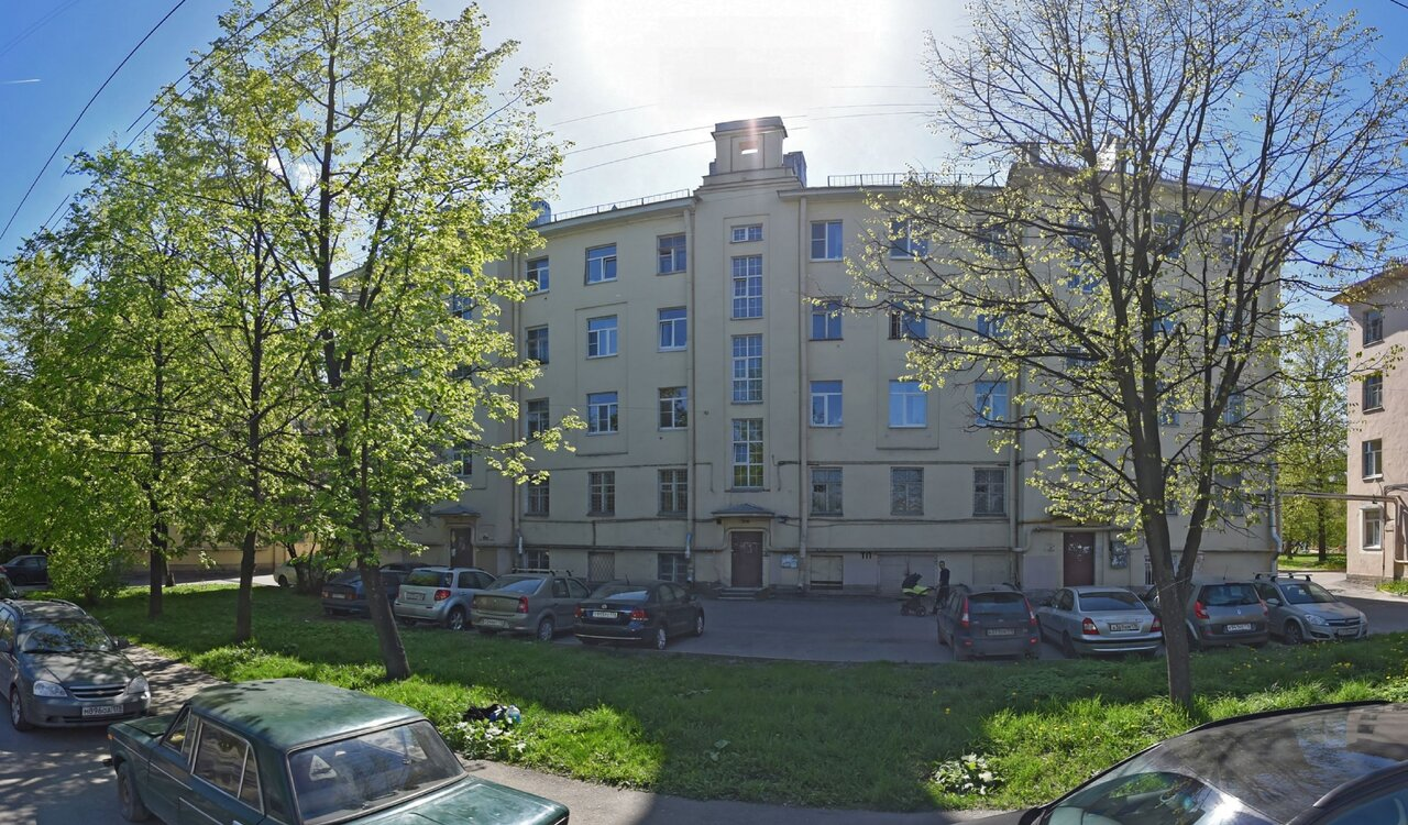 Улица Ольги Берггольц. Фото: yandex.by