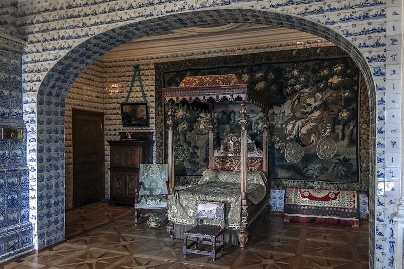 Меншиковский дворец. Варварин покой