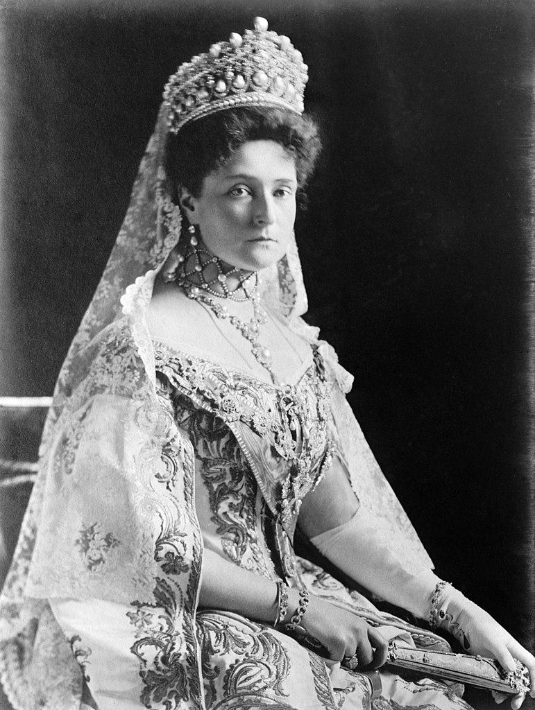 Императрица Александра Фёдоровна. Фото: Wikimedia Commons