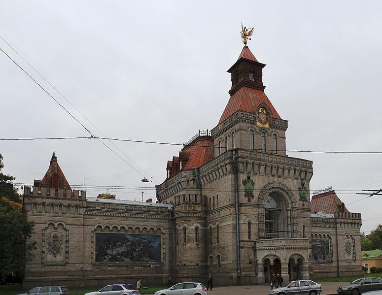 Музей Суворова. Автор: Salov Andrey, Wikimedia Commons