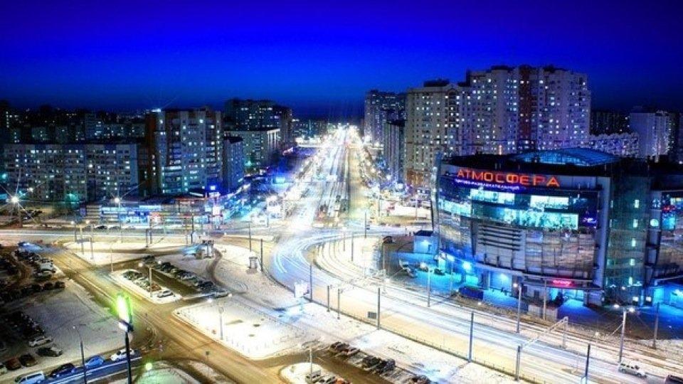 """ТРК """"Атмосфера"""". Фото: Юлия Ледовских ru.foursquare.com"""
