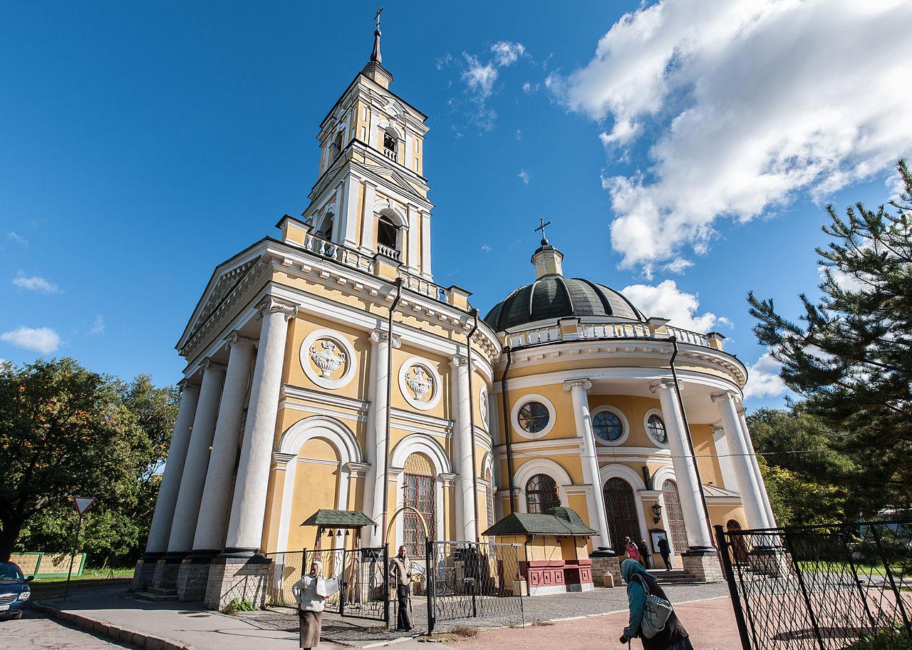 Храм Святого Илии Пророка. Автор фото: Арина Фабрикантова (Wikimedia Commons)