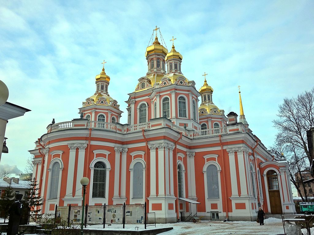 Крестовоздвиженский казачий собор. Фото: Тулип (Wikimedia Commons)