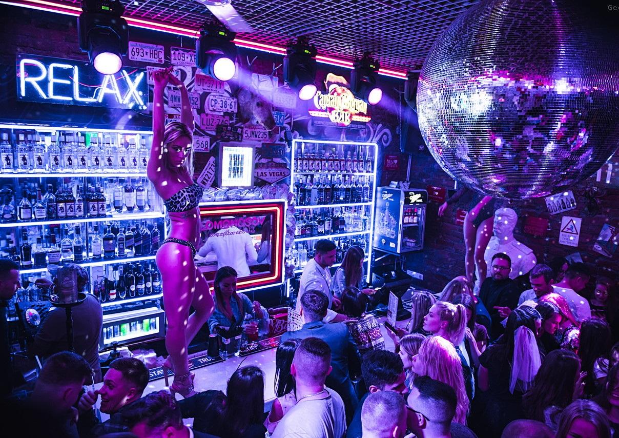 7. Ломоносовбар. Фото: vk.com/lomonosovbar
