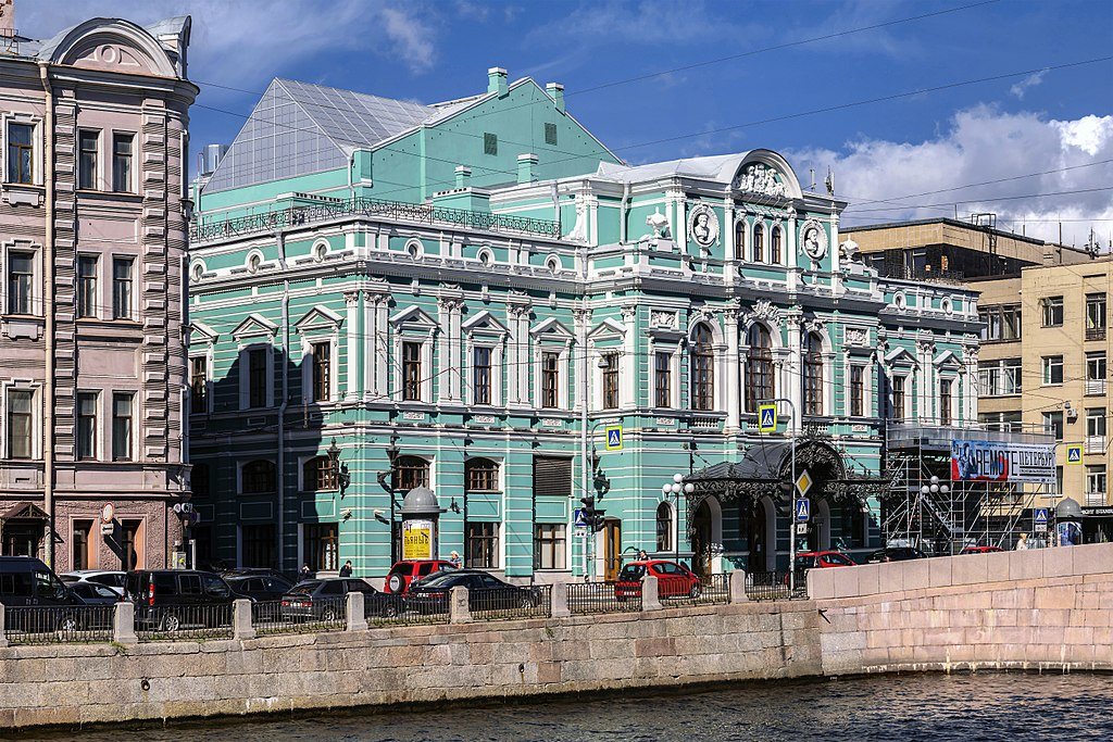 БДТ им. Товстоногова. Фото: Florstein (WikiPhotoSpace)