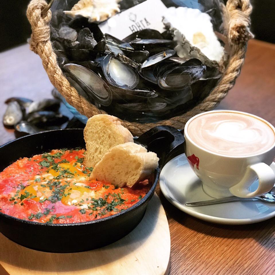 Юнга Seafood&Bar