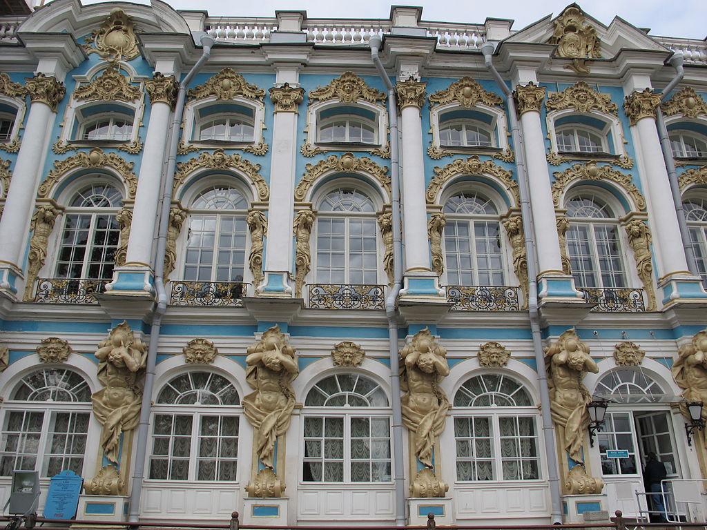 Екатерининский дворец. Фото: sailko