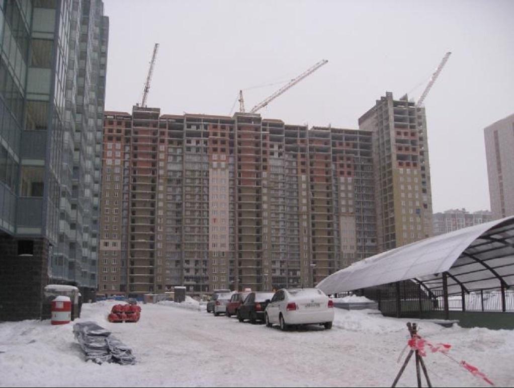 8. Лыжный переулок. Фото: antmol