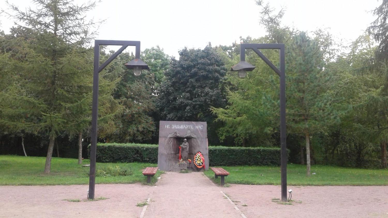 Памятник узникам нацизма. Фото: 2gis.ru