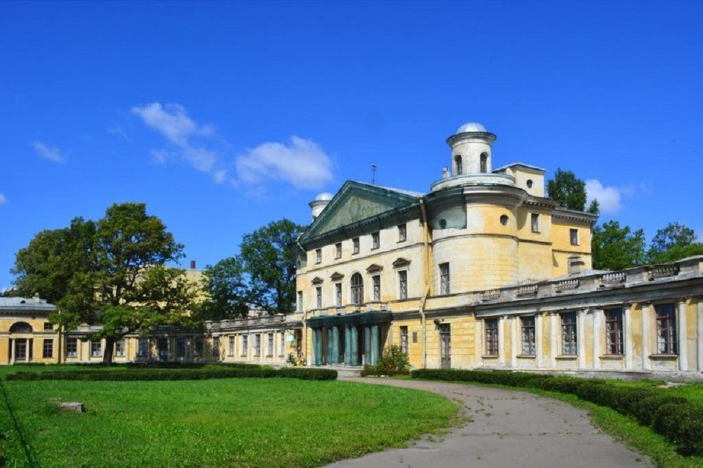 Тоннели бывшей усадьбы Кушелева-Безбородко