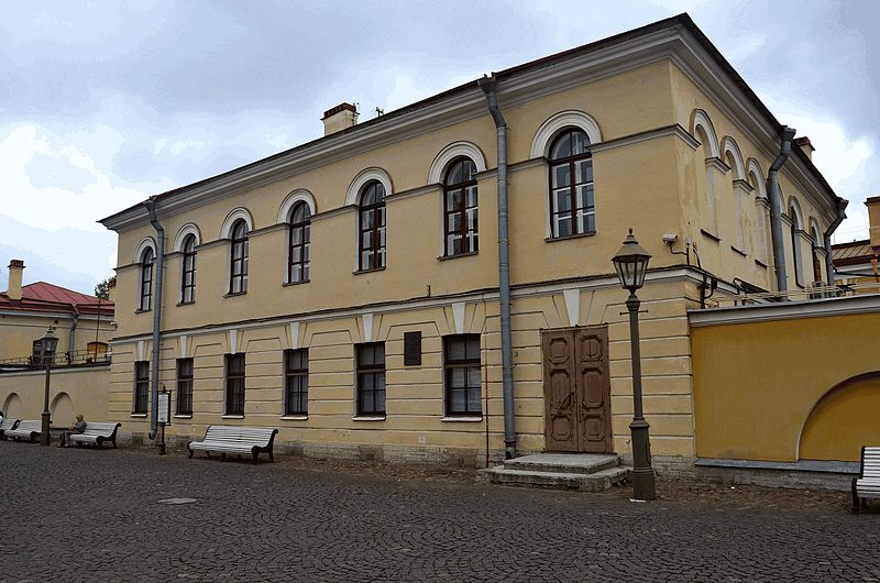 Плац-майорский дом. Автор: GAlexandrova, Wikimedia Commons