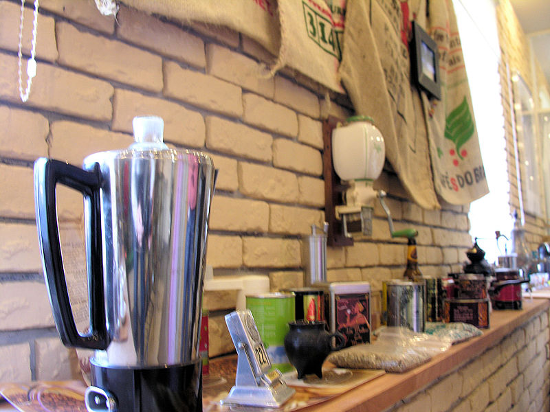 Музей кофе. Автор: Fastboy, Wikimedia Commons