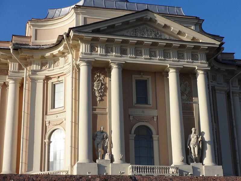 Академия художеств. Автор: Надежда Пивоварова, Wikimedia Commons