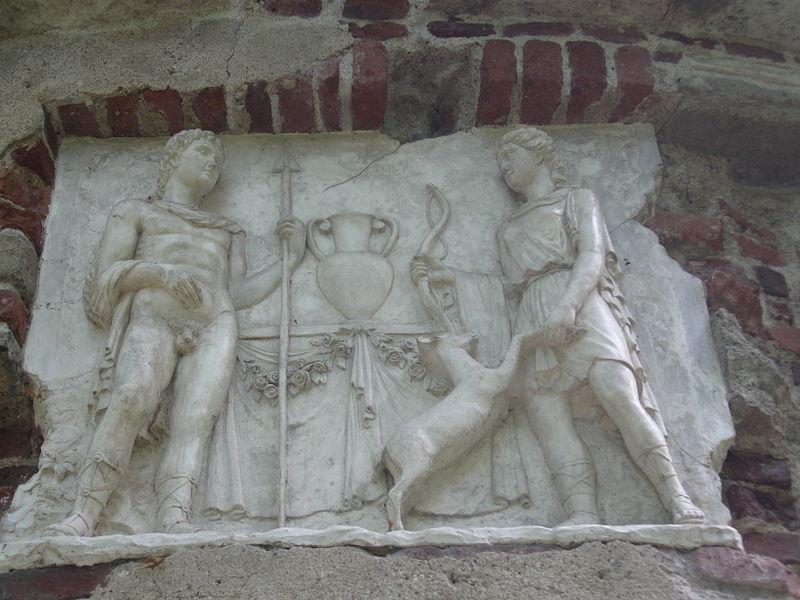 """Кухня-руина"". Автор: Ljubimaja Muza, Wikimedia Commons"