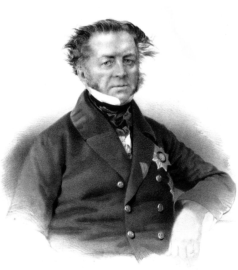 Портрет А.С. Норова. Автор: неизвестен. Источник:https://ru.wikipedia.org/wiki/