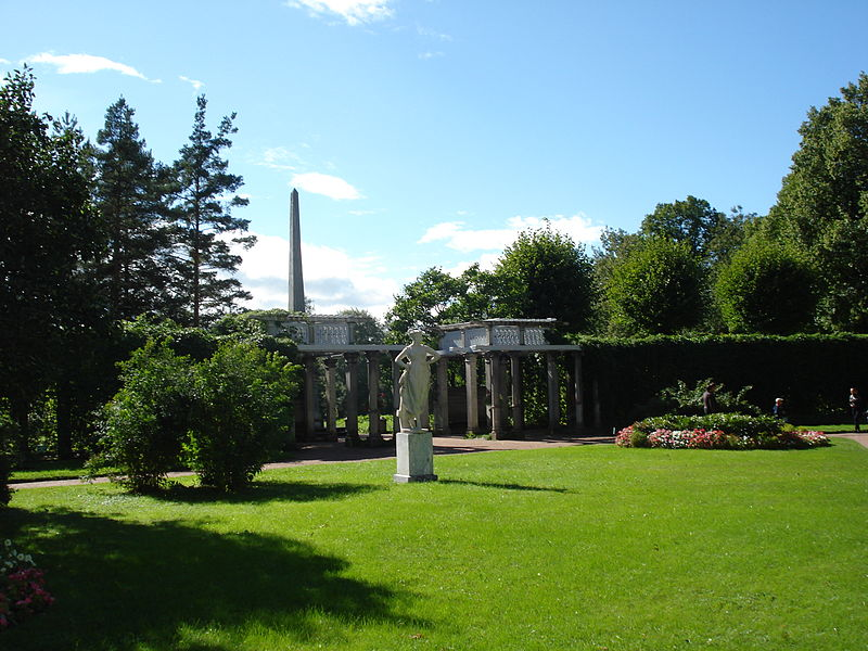 Обелиск Кагульский (Румянцевский). Автор: SERGiK73, Wikimedia Commons