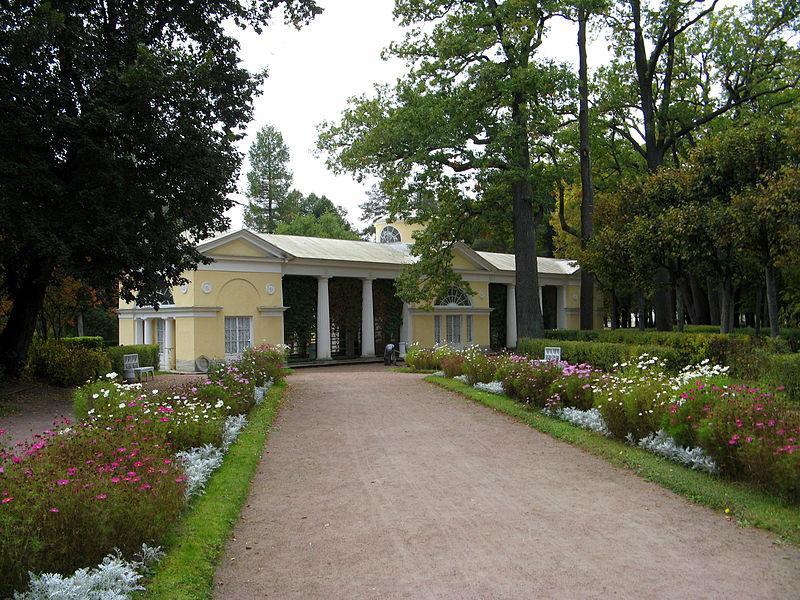 Павильон «Вольер». Автор: Екатерина Борисова, Wikimedia Commons