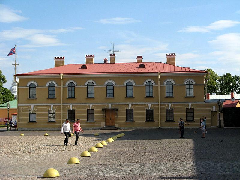Дом обер-офицерский. Автор: Екатерина Борисова, Wikimedia Commons