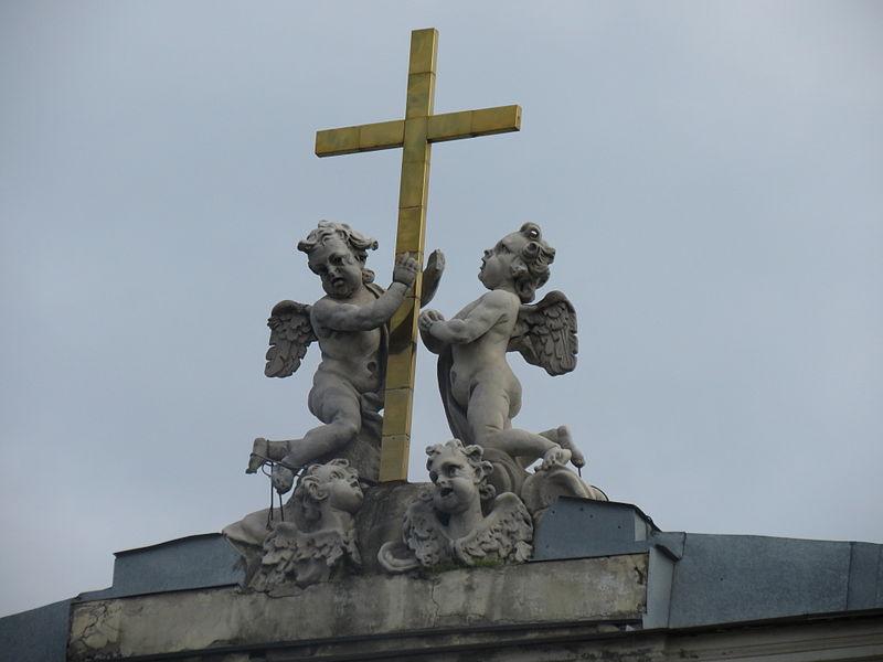 Храм Святой Екатерины. Автор: Perfektangelll, Wikimedia Commons