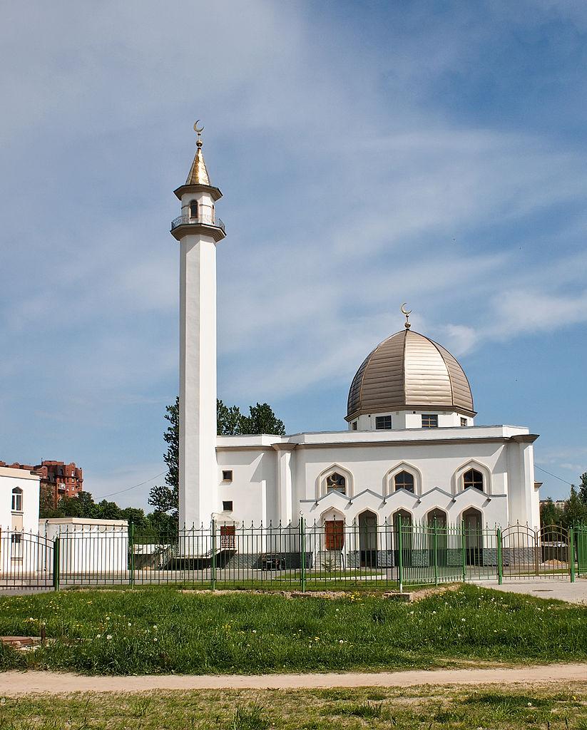 Коломяжская мечеть. Фото: andrew.zorin