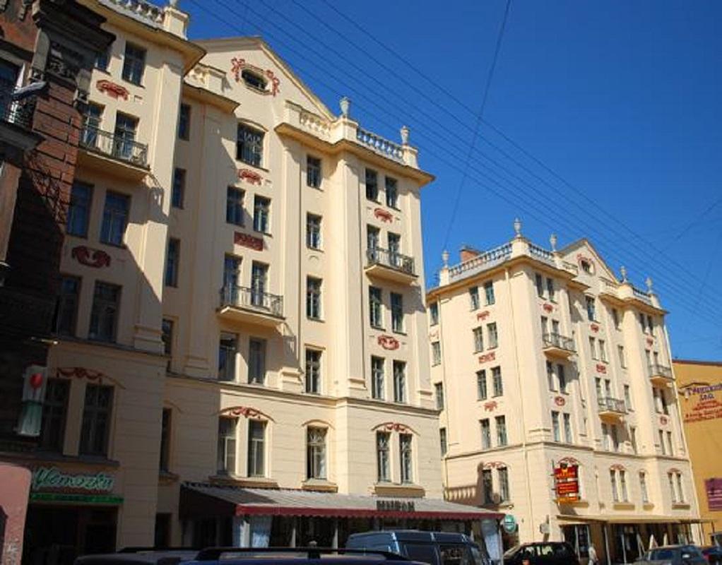 Дом Довлатова. Фото: citywalls.ru