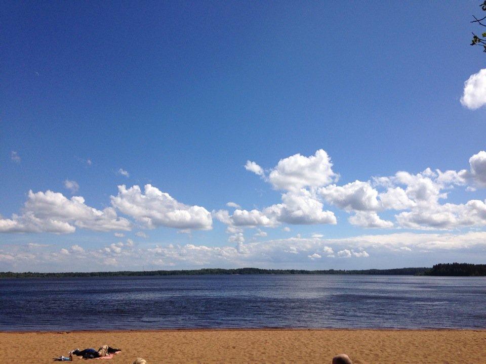 Озеро Лемболовское. Фото: Roman Podaneff ru.foursquare.com