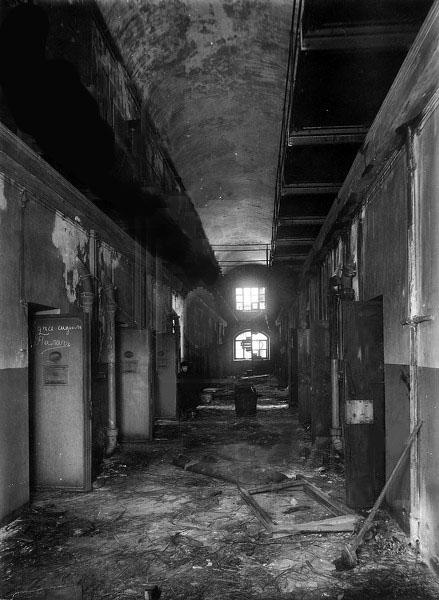 В здании Литовского Замка в первые дни февраля 1917 года