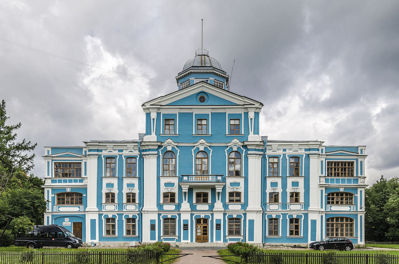 Дворец Воронцова на Петергофской дороге. Автор фото: Florstein (WikiPhotoSpace)