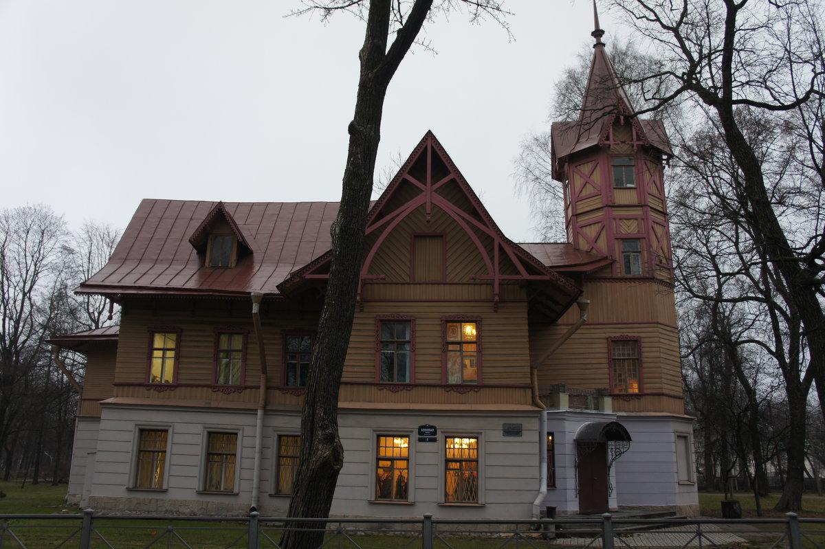 9. Дом Кугушевой