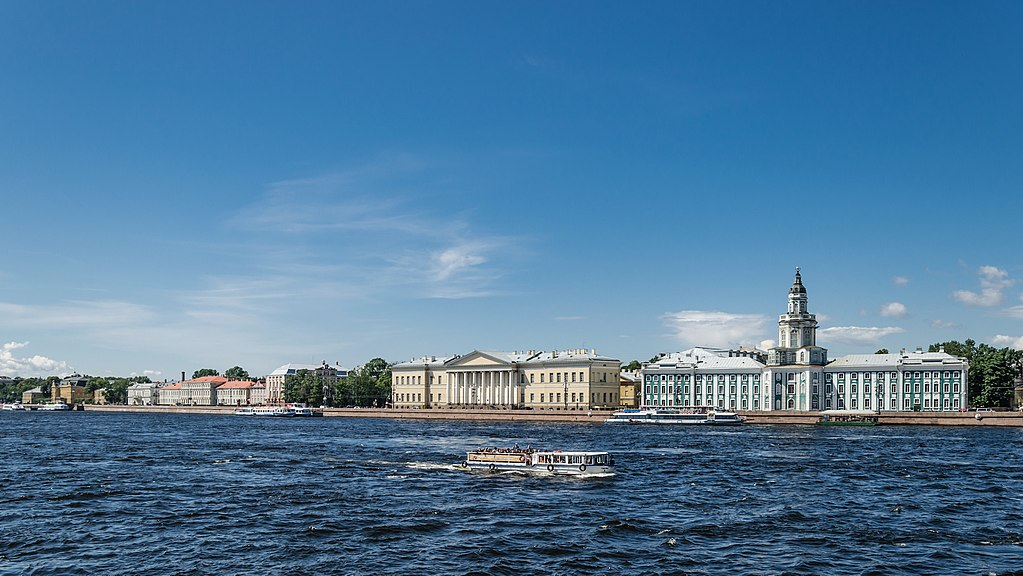 Василеостровский район.Фото: Florstein (WikiPhotoSpace)