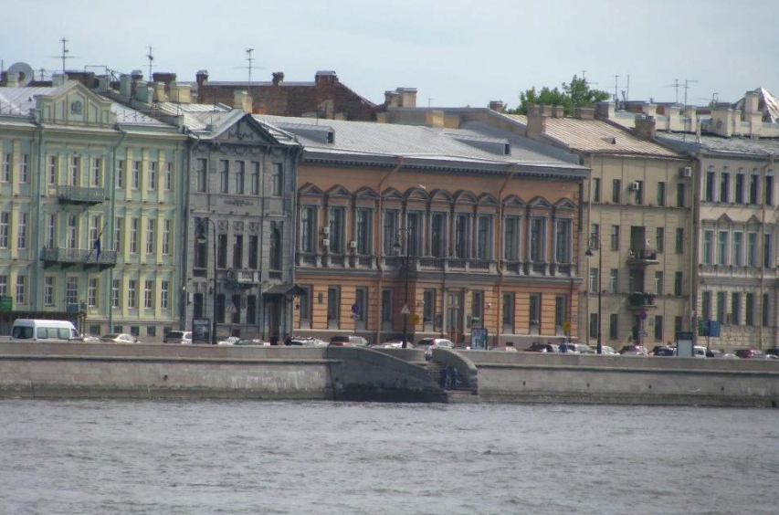 Особняк П. П. Дурново. Фото: voron77 (wikimapia.org)