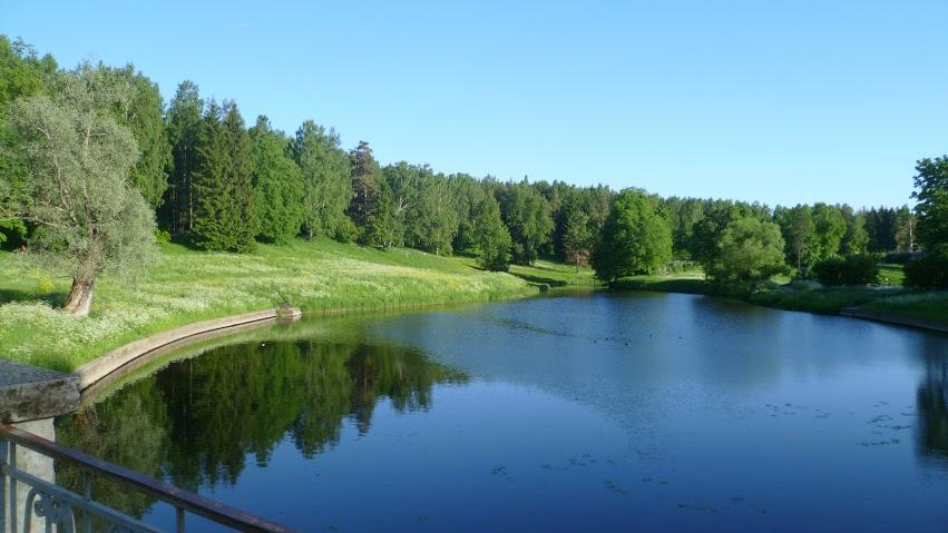 Озеро Круглое. Автор: Peterburg.center