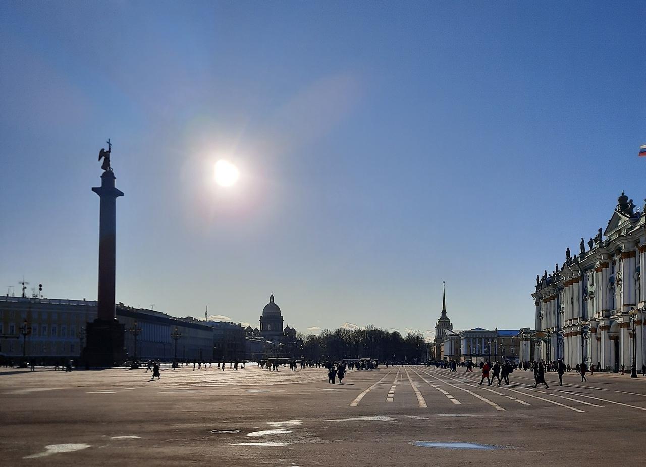 Санкт-Петербург. Фото:  vk.com/openspbinfo