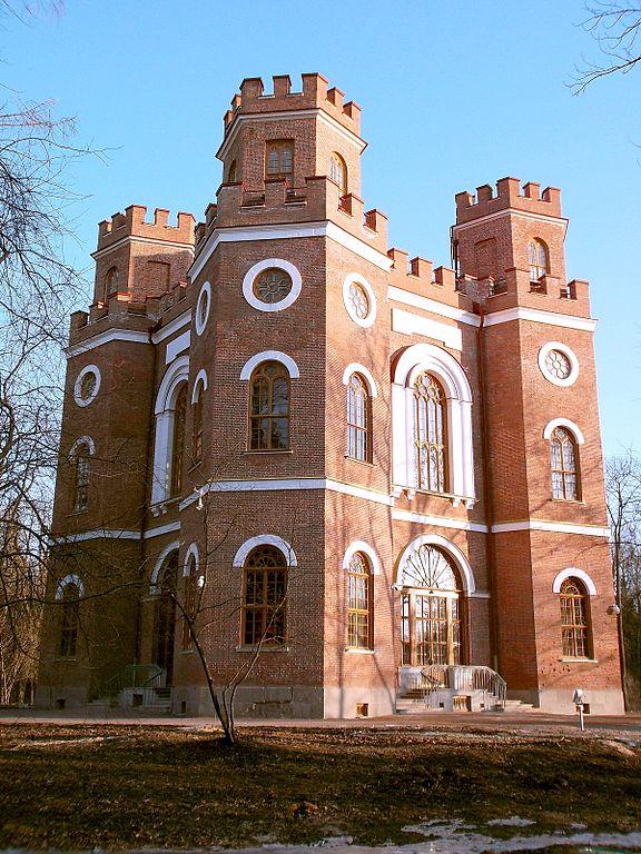 Арсенал после реставрации. Фото: Васильева Лидия  (Wikimedia Commons)