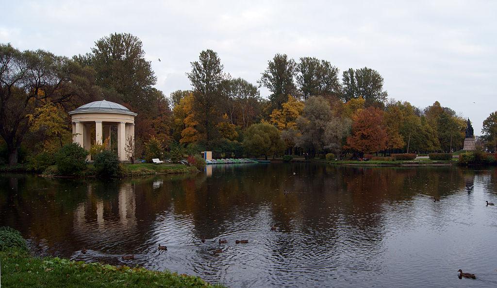 Парк Екатерингоф. Фото: JDrew (Wikimedia Commons)