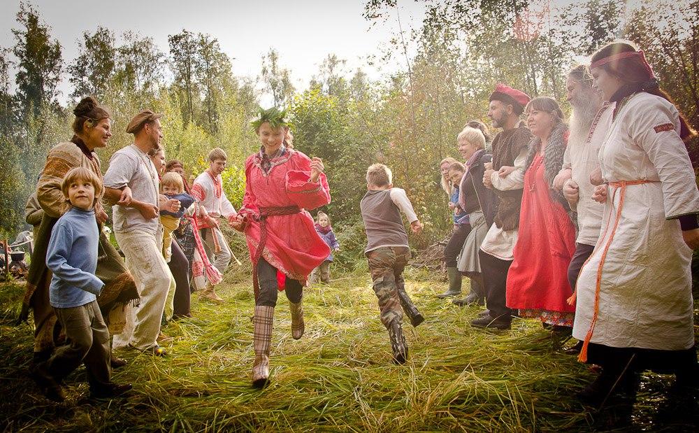 Праздник Рода и Рожениц. Фото: bitoflife.ru
