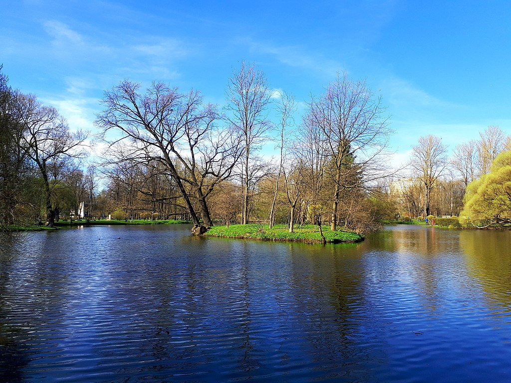 Екатерингофский парк в Санкт-Петербурге. Фото: GAlexandrova (Wikimedia Commons)
