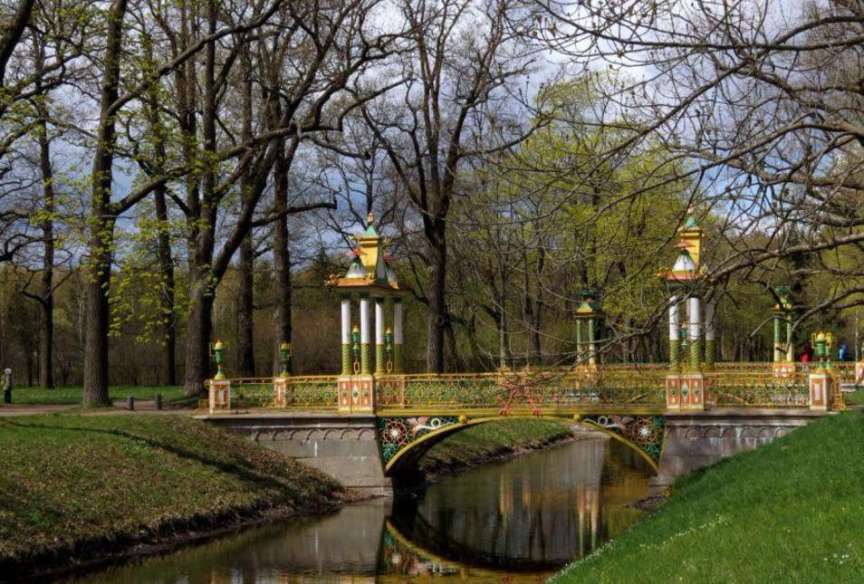 Александровский Парк. Автор фото: Тимур П