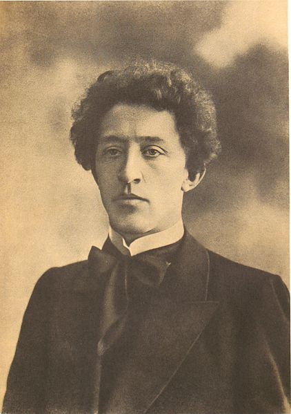 Александр Блок Alexander Blok (Wikimedia Commons)