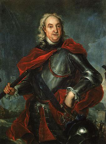 Ф. М. Апраксин. Автор картины: Johann Gottfried Tannauer  (1680–1733). Источник: Gatchina Palace Museum (Wikimedia Commons)