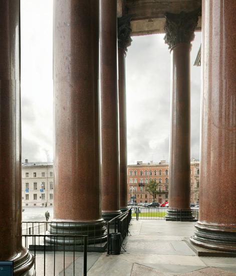 Архитектура Исаакиевского собора, источник фото: http://www.isaac.spb.ru/isaac/arch