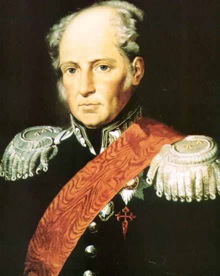 Августин де Бетанкур-и-Молина. Автор: неизвестен