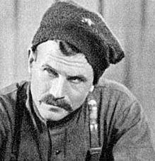 Борис Бабочкин в роли Чапаева. Фото: Lenfilm (Wikimedia Commons)