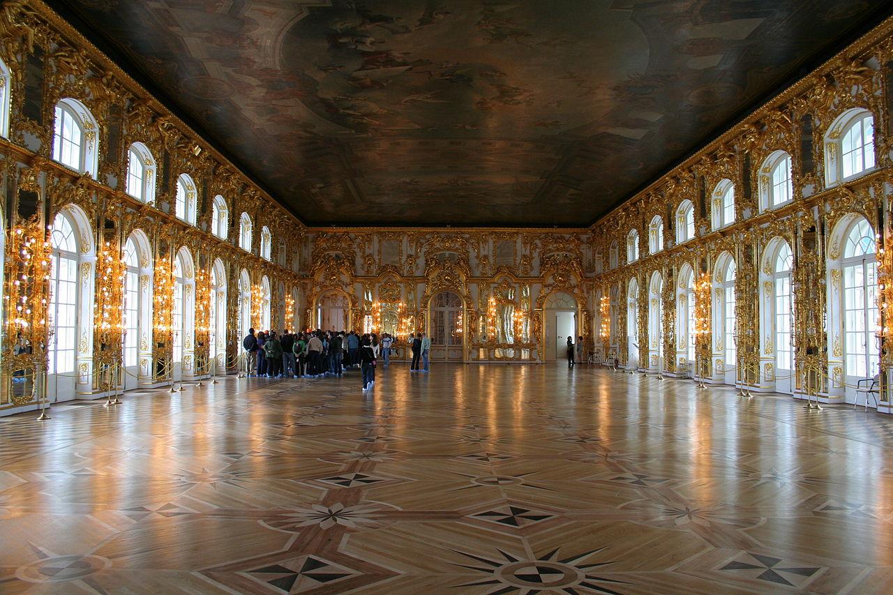Бальный зал. Автор фото: A.Savin (Wikimedia Commons · WikiPhotoSpace)
