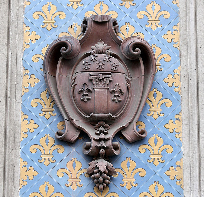Coat of Arms of Benois family. Фото: Wikimedia Commons