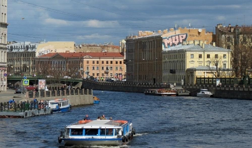 Безымянный остров — самый большой по площади остров Санкт-Петербурга.