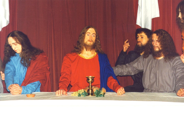 Библейские сюжеты. Санкт-Петербургский музей восковых фигур