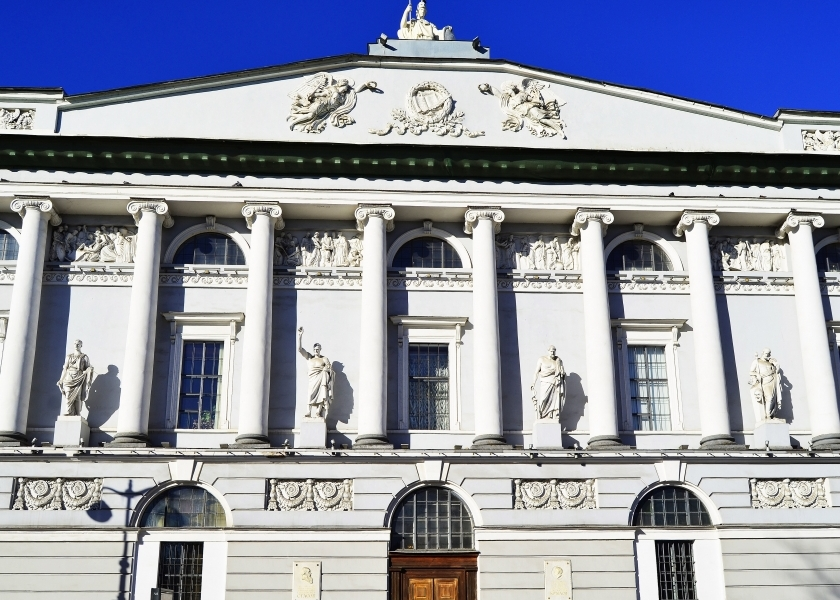 Публичная библиотека, фото с сайта Meander-group.ru
