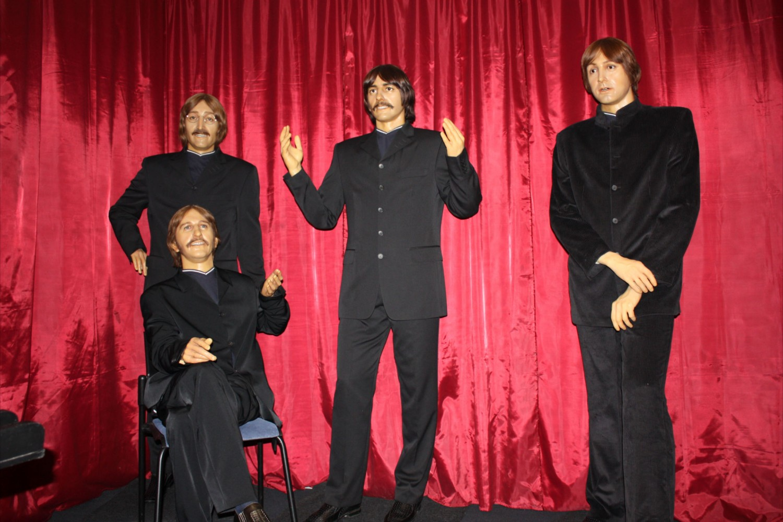 "The Beatles ""Битлз"". Санкт-Петербургский музей восковых фигур"