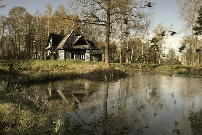 Здесь в 1747 году построили Богословскую мызу. — подарок от царицы Елизаветы Петровны Фёдору Дубянскому